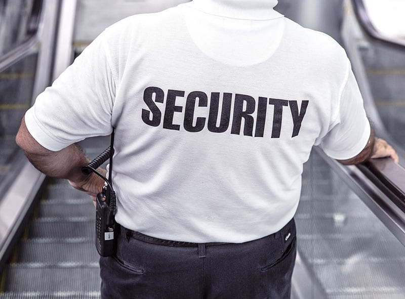 Security Services South Wales