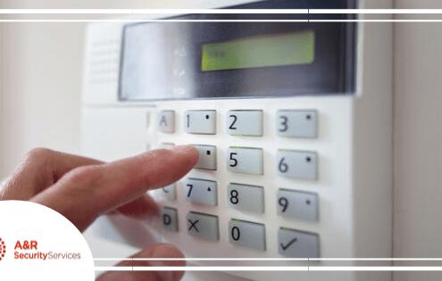 Alarm System, intruder alarm, false alarm, false alarms, Security Services, A&R Security Services