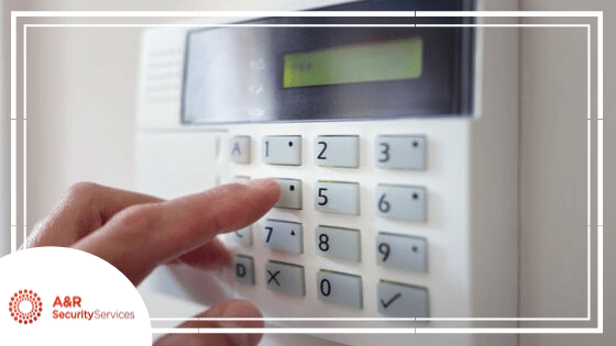 Alarm System, intruder alarm, false alarm, false alarms, Security Services, A&R Security Services