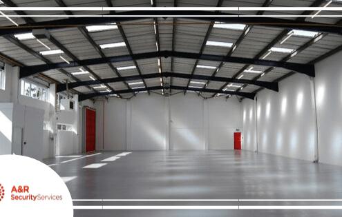 Industrial Security, Industrial Security Services, Warehouse Security Services, Warehouse Security, A&R Security Services, Security Services