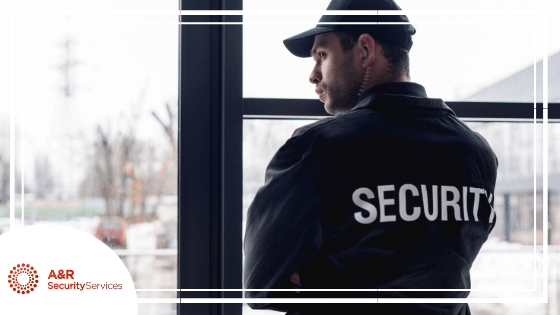Security Officer, A&R Security Services, A&R Security, Mobile Security, Manned Guarding, Commercial Security