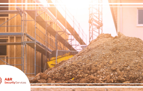 construction site, Security Services, unoccupied Site, Unoccupied, Vacant property, Vacant land
