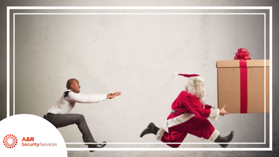 Christmas, Christmas Security, Business Security, Security Services, A&R Security Services,